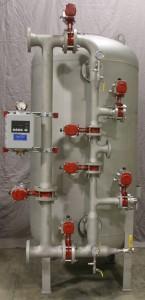 Res-Kem condensate polisher bray valves