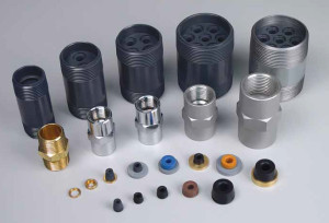 Some of the next-to-limitless flow controls and flow inserts that Res-Kem offers