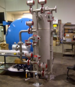 Sodium Cycle Condensate Polisher for Ontario Power Plant