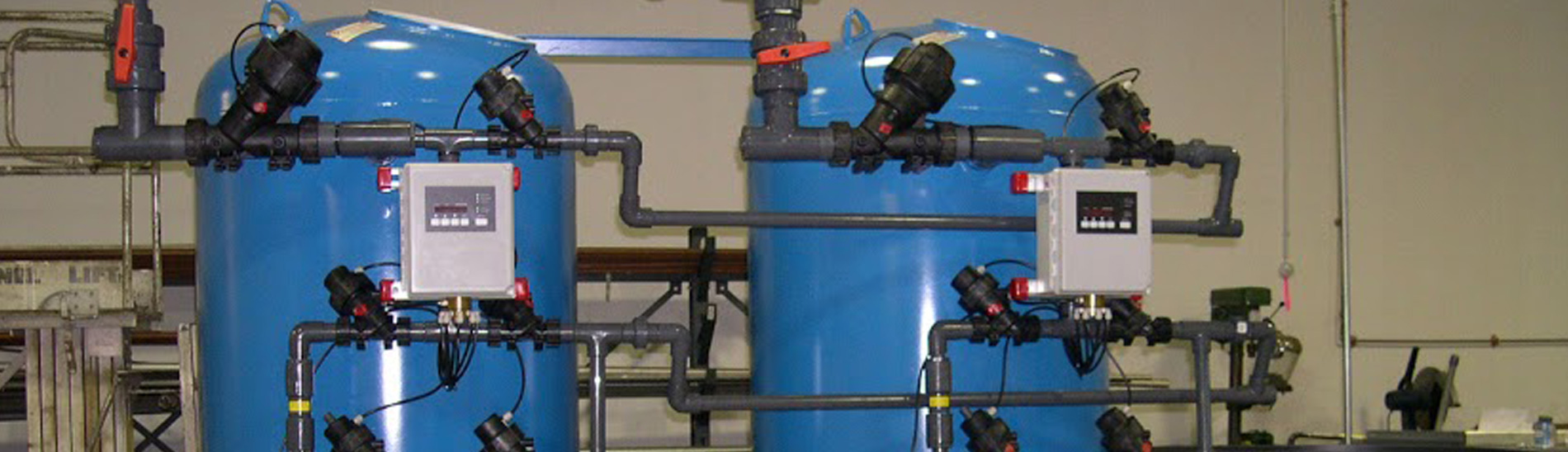 Water Dealkalizer Systems Nalco Pts