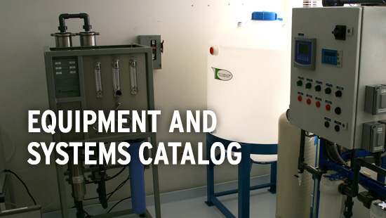 Equipment and Systems Catalog